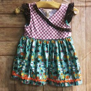 Matilda Jane Halloween dress/top